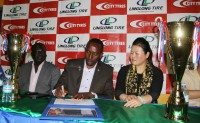 Linglong sponsors Ugandan National Basketball