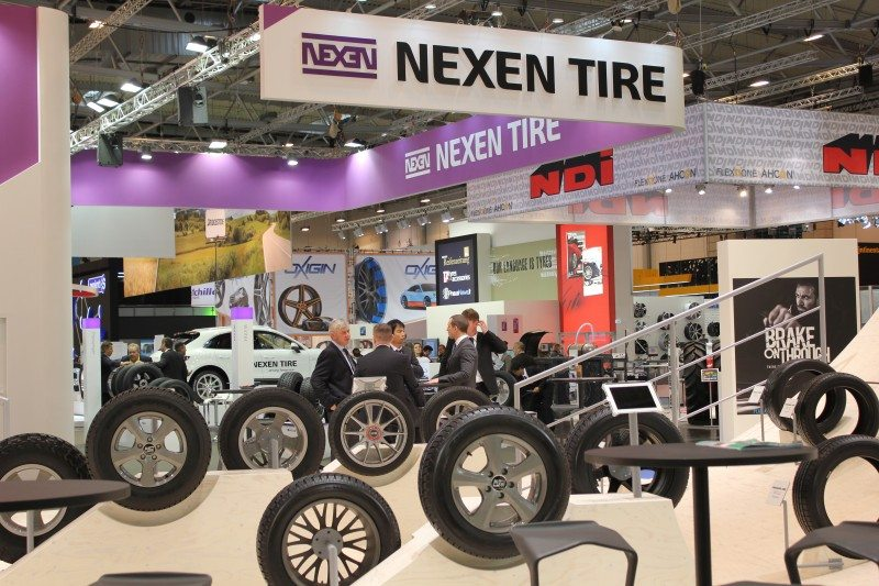 Nexen gearing up for greater European presence