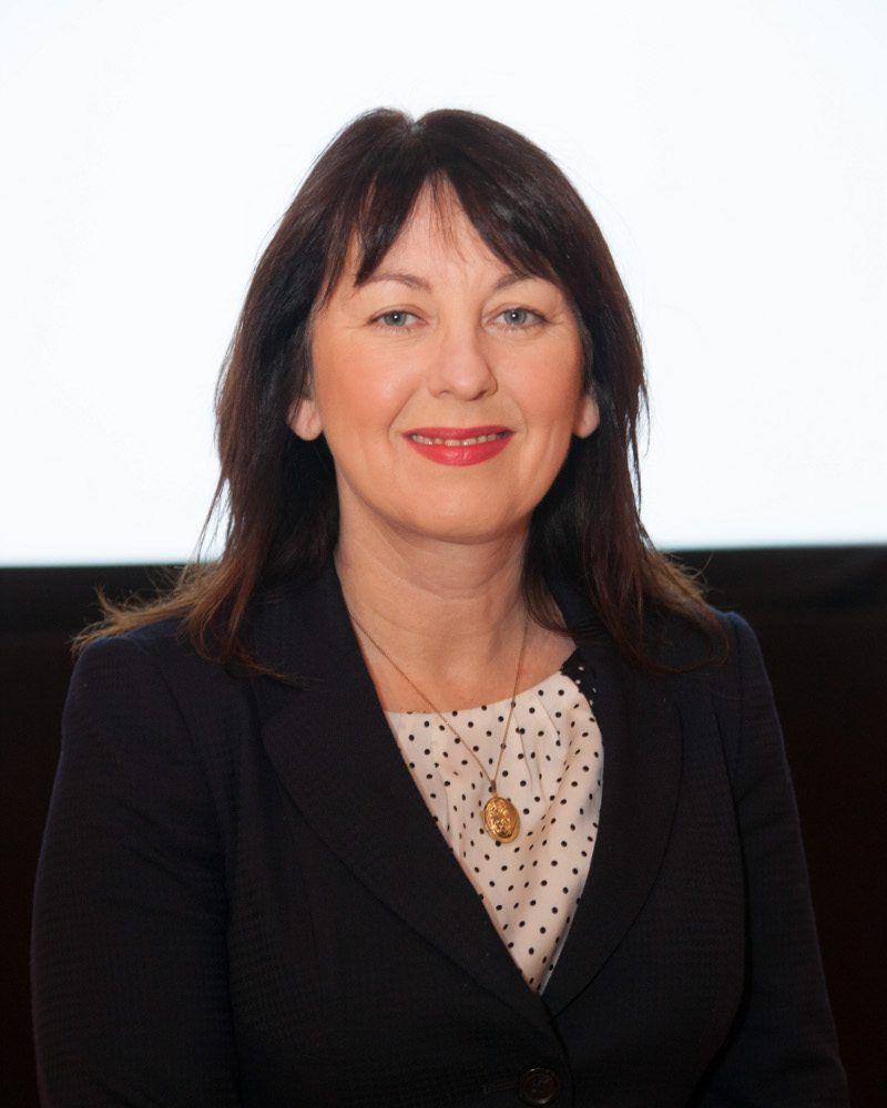 Tyre legislation campaigner Frances Molloy