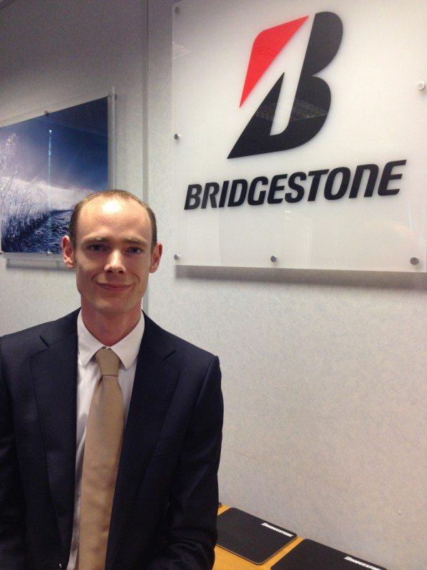 Wim Belckx Bridgestone
