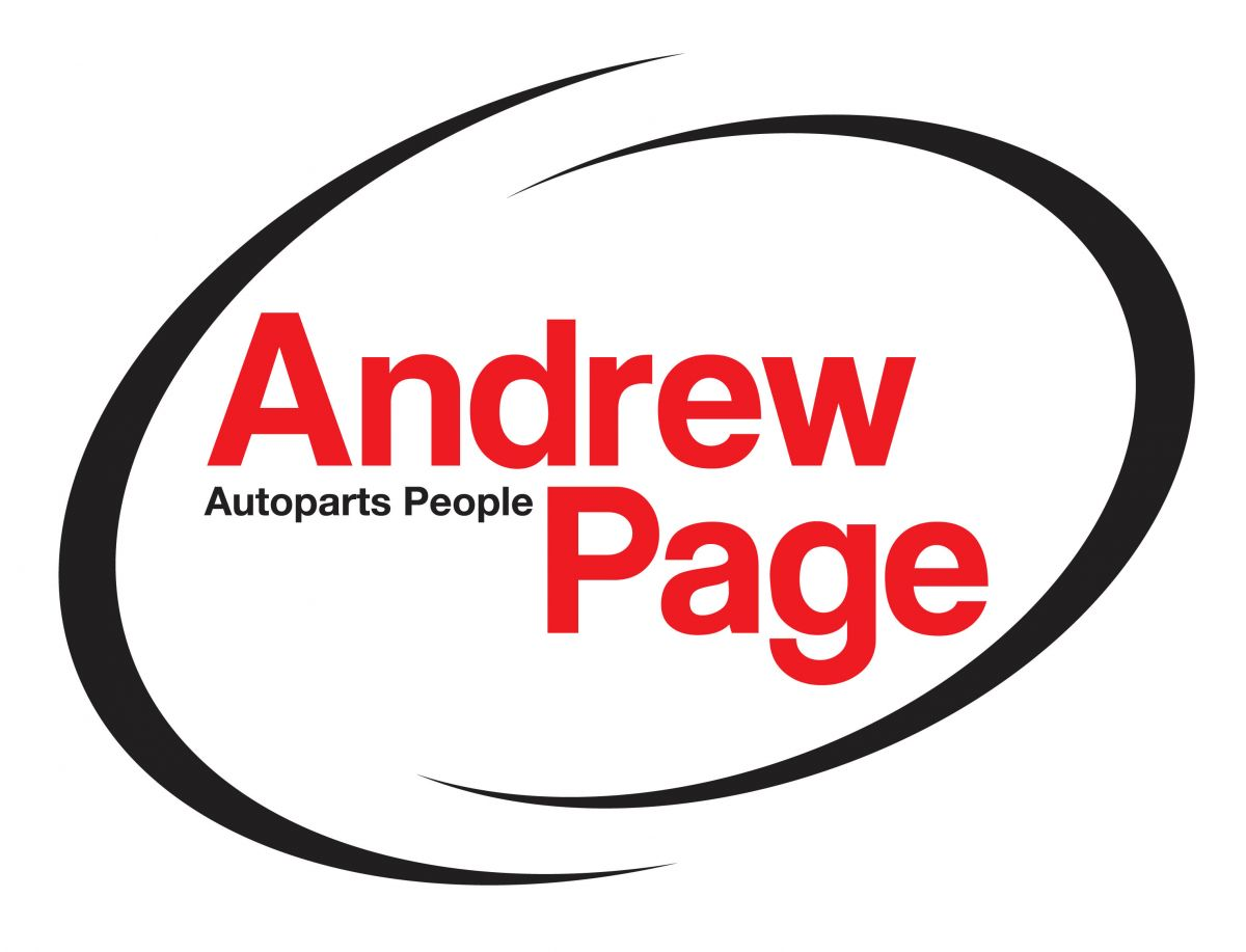 Andrew Page logo