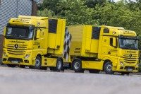 Dunlop Motorsport adds 1st temperature-controlled trailers