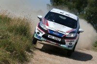 Drive Dmack series rounds halfway point in Finland