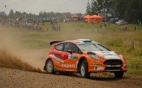 Dmack tyres achieves 'one of most successful' global rally weekends