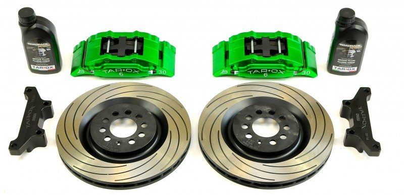 Tarox launches Ford Fiesta St 180 front brake conversion kit