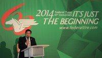 Federal CEO, Jamie Ma