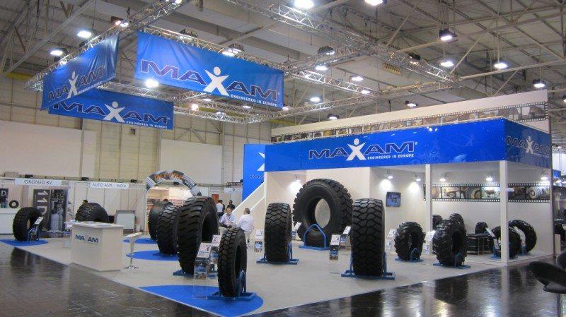 Maxam Reifen 2014 stand
