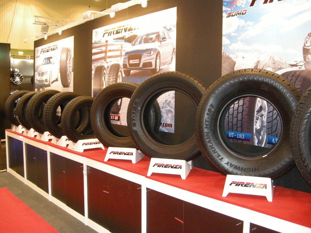 Stamford Tyres range Reifen 2014