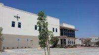 Yokohama Tire Corporation's new distribution centre in Chino, California