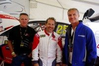 Coulthard encounters familiar F1 face at World Rallycross in Norway