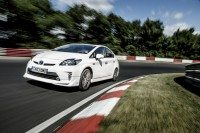 Thrifty but tardy: Goodyear-shod Prius sets Nürburgring record