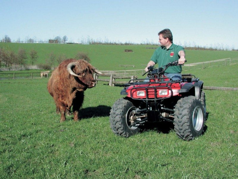 Big Foot kits for Honda ATVs now available