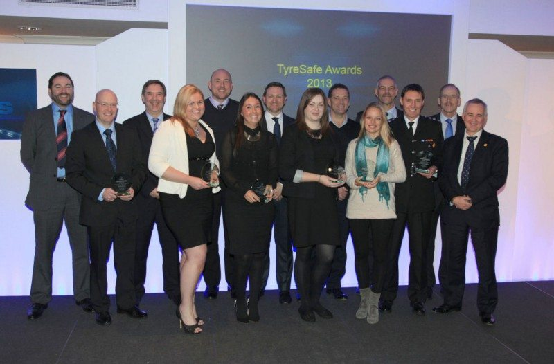 TyreSafe now taking 2014 award submissions