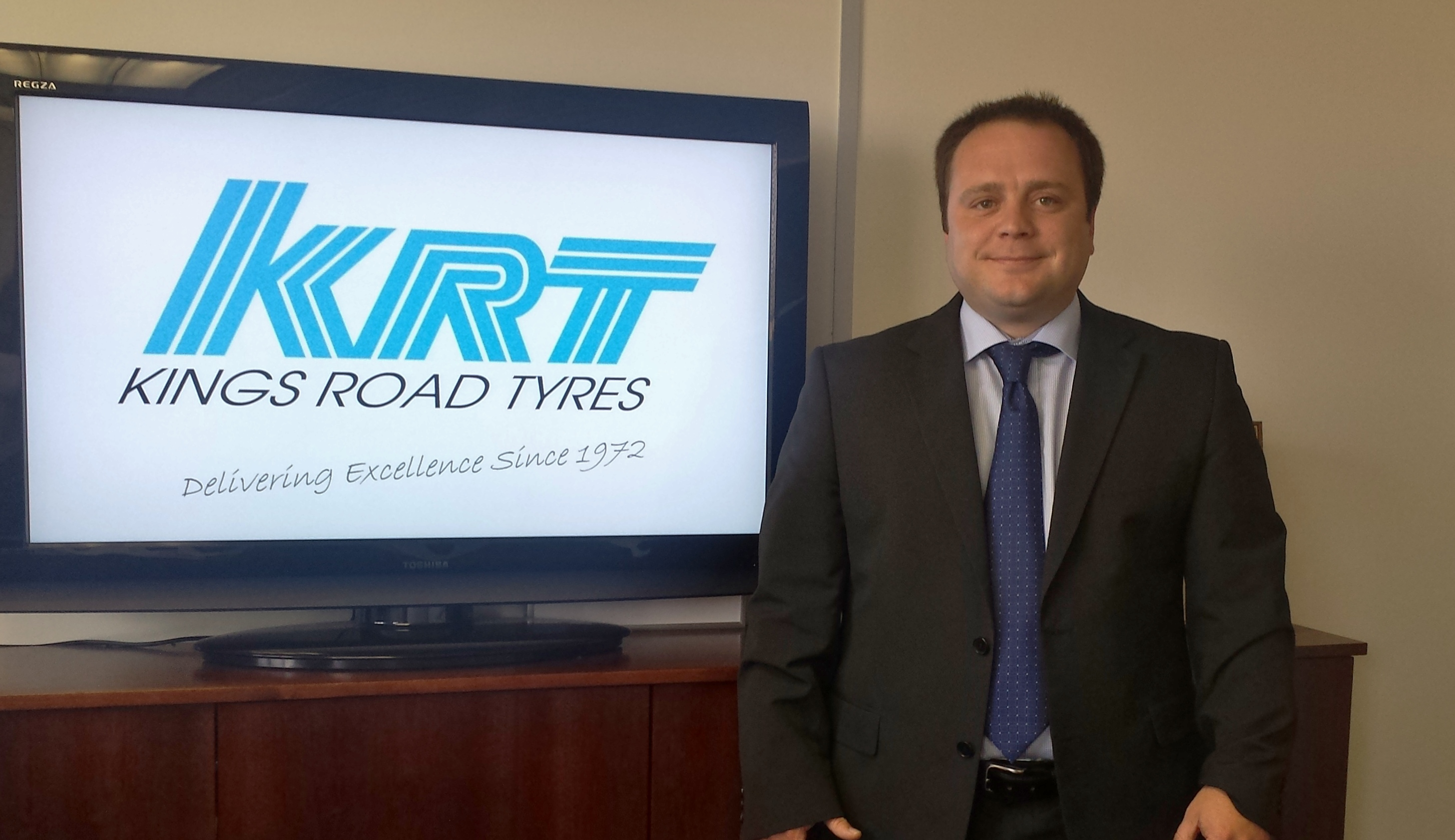 Tim Bader Kings Road Tyres Group operations manager