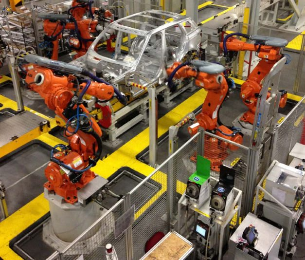 UK car production up 3.5% in first half of 2014