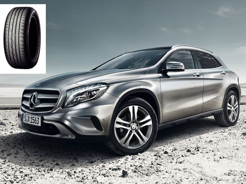 Mercedes-Benz approves Yokohama as OE for GLA-Class