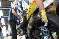 Dunlop endurance racing bike tyres