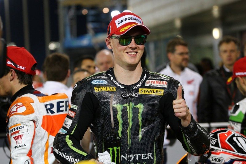 Monster Energy Tech 3 rider, Bradley Smith