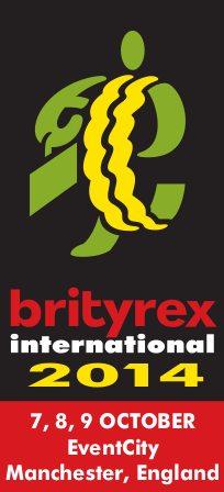 Brityrex 2014 logo