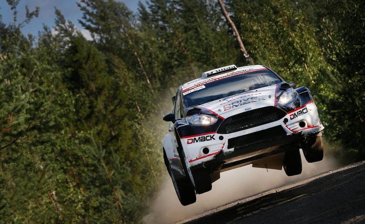 Drive DMACK Ott Tanak, Raigo Molder in Finland