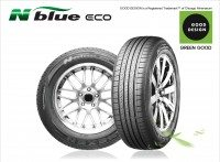 Nexen N'blue eco tyre wins US green design award