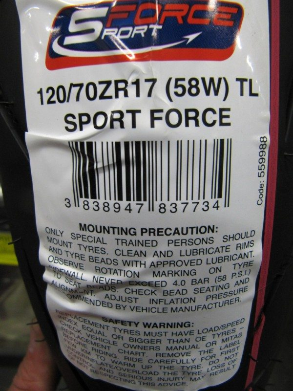 Savatech Sport Force recall