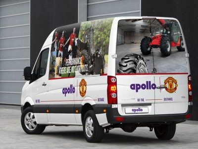 Apollo to promote expanded industrial tyre range in grand European tour
