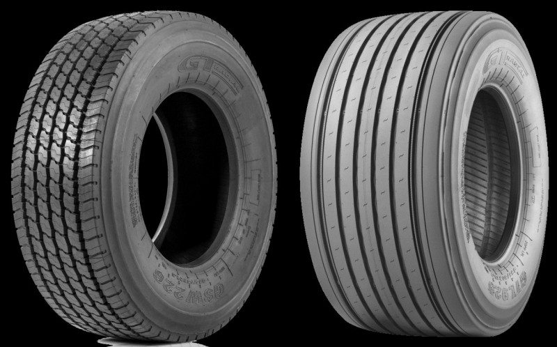 Two new GT Radial truck and bus tyres come to market