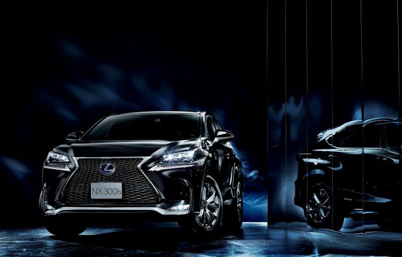 Bridgestone Dueler OE on Lexus NX