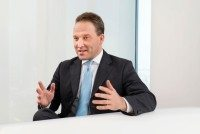 Breuers steps down from Lanxess role as restructuring gets in swing