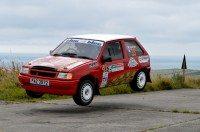 Murray Coulthard Scottish Tarmac Rally Championship