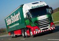 Goodyear wins Eddie Stobart fleet tyre supply deal