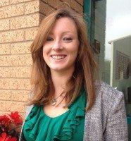 """Marianna """"Mouse"""" Linscott, CAM junior customer liaison officer"""