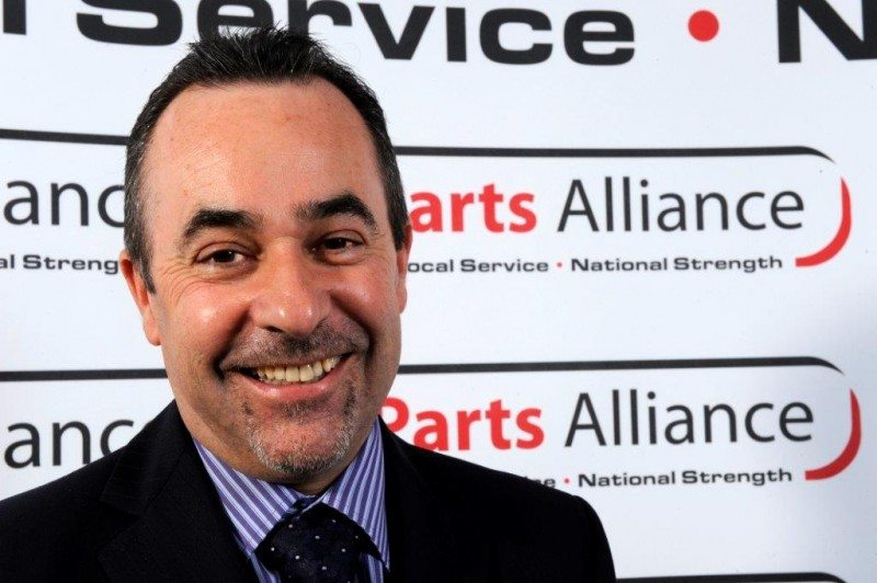 The Parts Alliance, Paul Dineen
