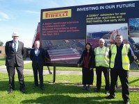 Pirelli expands Carlisle warehouse