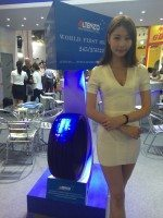 The Altenzo Comforter was given its global debut at CITExpo 2014 in Shanghai
