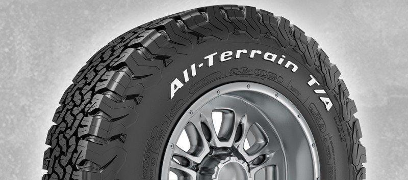 "BFGoodrich to launch ""most advanced"" light truck tyre"