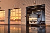 Hankook a tyre supplier for Euro 6 Atego