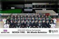 Nexen begins Czech ice hockey sponsorship