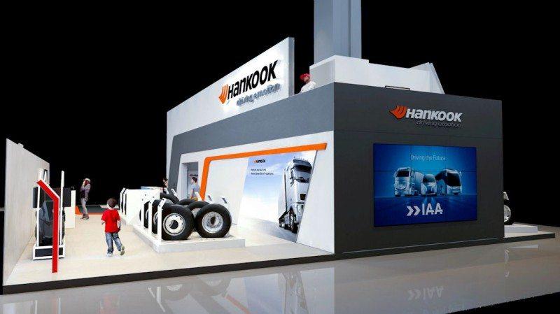 Hankook IAA premieres to focus on fuel-efficiency
