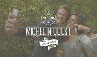 Michelin geocaching contest begins