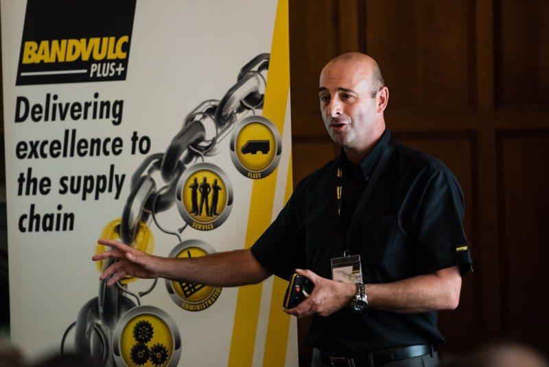 Bandvulc hosts key partner conference in Manchester