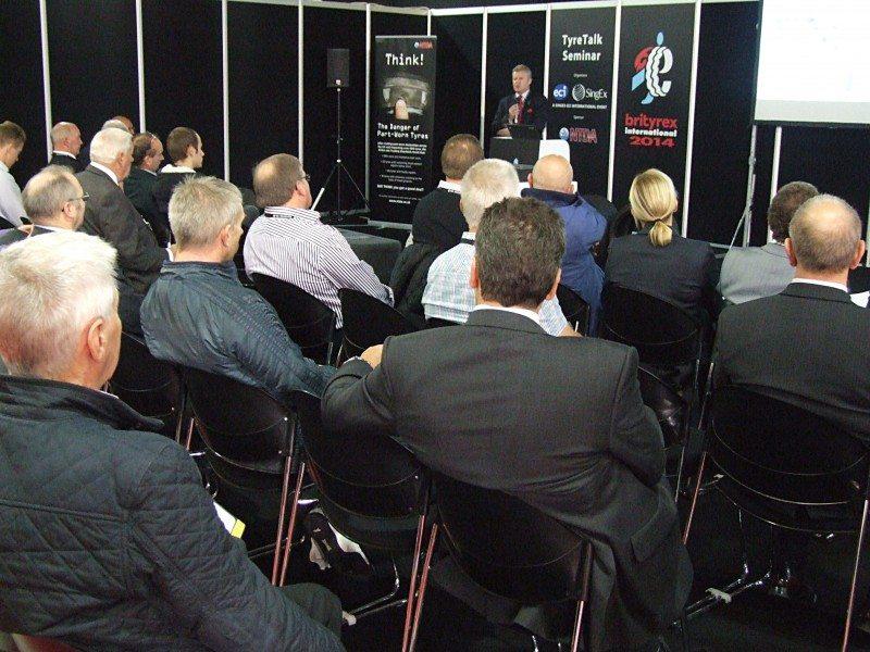 "NTDA Tyre Talk focuses on ""combatting illegal part worn tyres"""