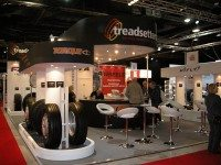 Treadsetters wins best stand award at Brityrex 2014