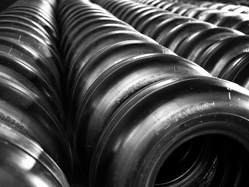 dunlop car tyres india