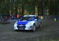 Thorburn is the new Scottish rally champion on Pirelli tyres