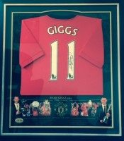 NTDA auctioning Ryan Giggs-autographed shirt for BEN
