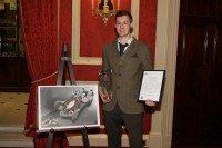 Student wins RAC design award