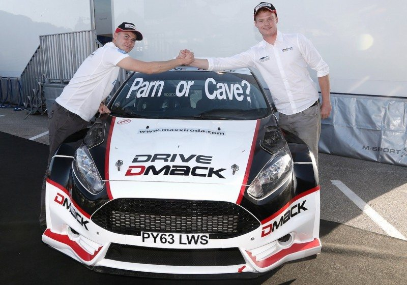 Drive DMACK Fiesta Trophy to return with new car