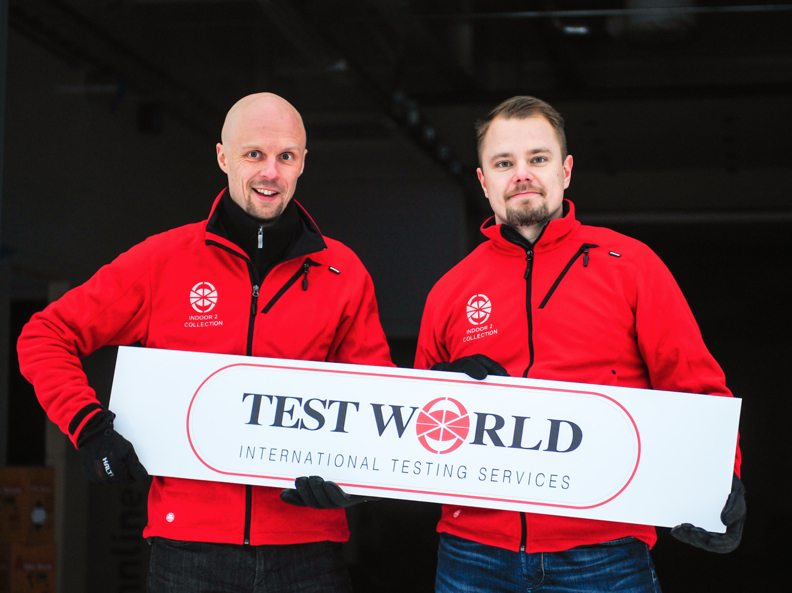 Sami Toljamo becomes Test World MD